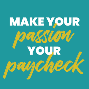 Make your passion your paycheck in RFD colours/style