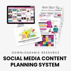 Social-Media-Content-Planning-System